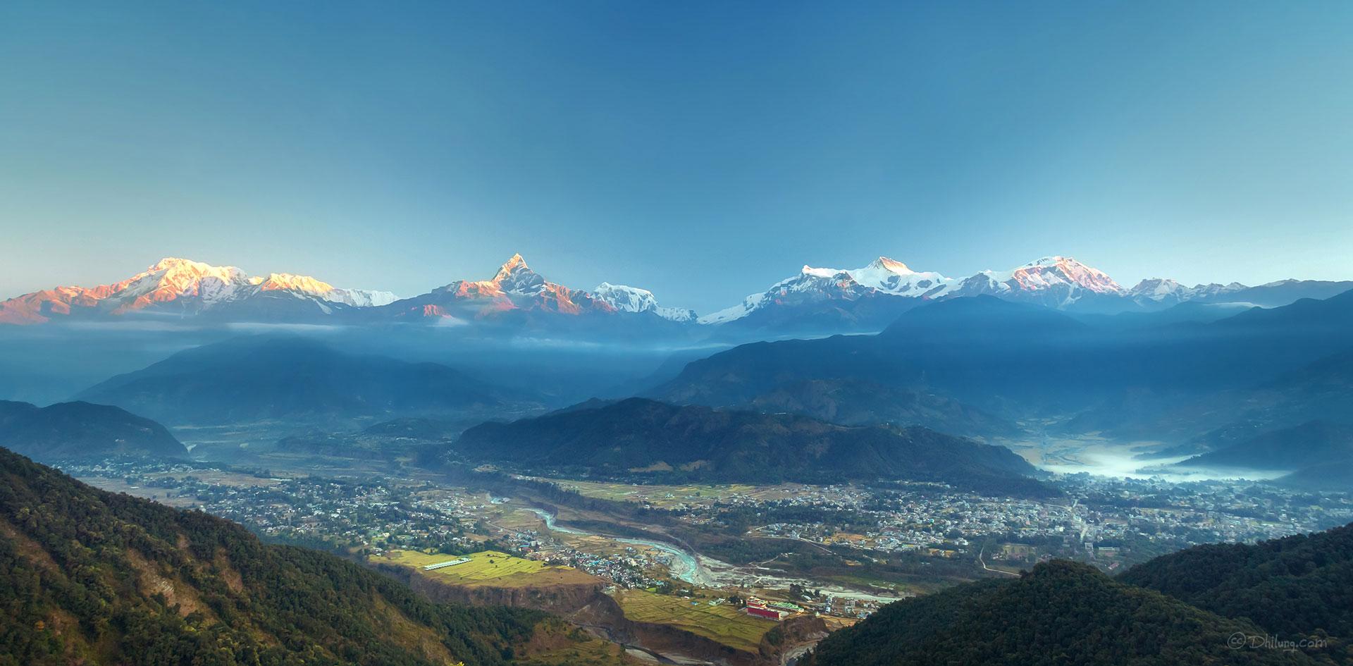 Η Ποκάρα είναι ο νούμερο 1. προορισμός περιπέτειας και αναψυχής του Νεπάλ