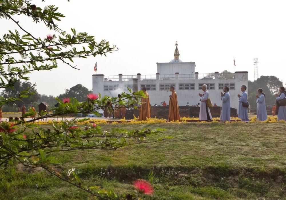 Λουμπίνι, η γενέτειρα του Βούδα