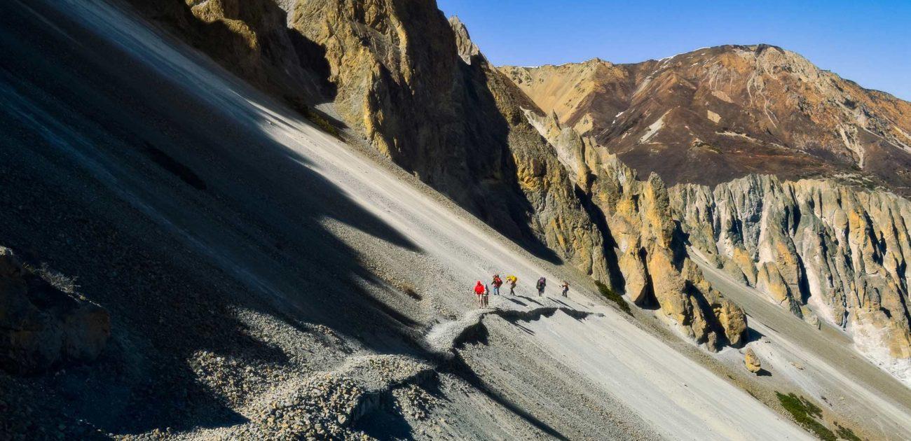 Trekking – Πεζοπορία στο Νεπάλ